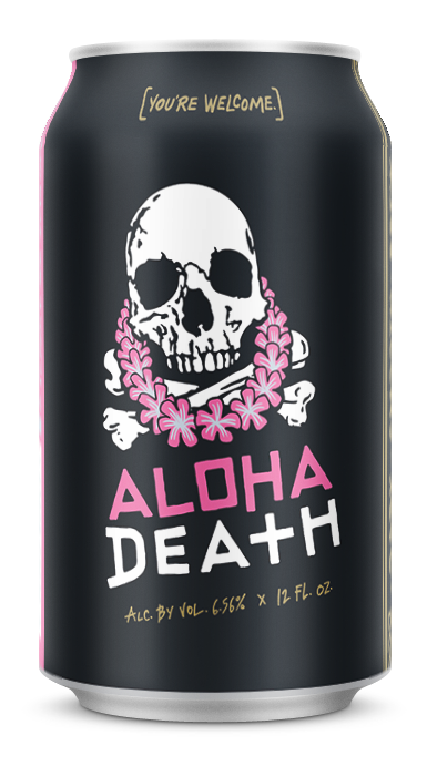 Aloha Death 12 oz Can