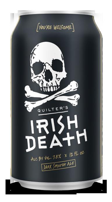 Irish Death 12oz Can